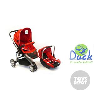 6800f6091 Travel System Jogger Tiguan Duck Baby - Coche Travel System - Toys ...