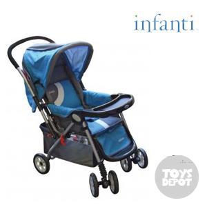 77e18ce9d Coches y cochecitos para Bebe INFANTI - Baby Infanti- Infanti - Coche Cuna  - LC 558 - Toys Depot Jugueteria Virtual Nuevo!