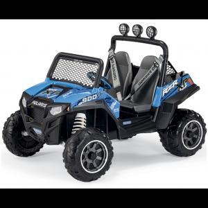a2a3c65b3 Jeep a Bateria Polaris Ranger RZR 900 12v Peg Perego para 2 Niños Nuevo!