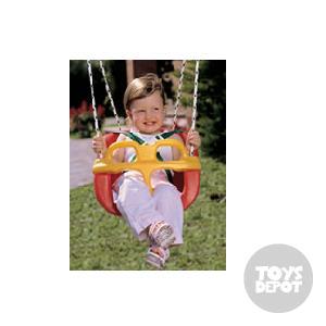Rotoys hamaca para bebe juegos rotoys y juguetes rotoys for Calesitas de jardin