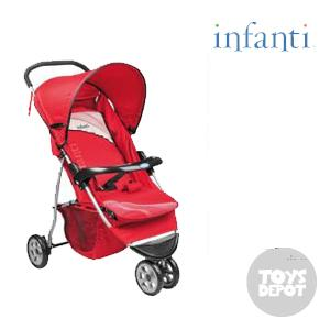61d010b6d Infanti Argentina - Infanti Cochecitos - Baby Infanti - Infanti - Coche  Jogger - Tres Ruedas LC200 Menfi -Bebes infanti