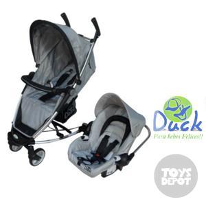 71d954b5d COCHECITOS PARA BEBE - Cochecitos de Bebé - Coche Travel System London Duck  Baby - Toys Depot Juguteria Virtual