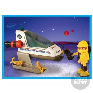 Nave espacial playmobil playmobil toys depot jugueteria for Nave espacial playmobil