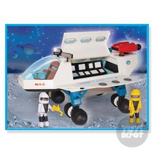 Playmobil argentina playmobil catalogo playmobil super for Nave espacial playmobil
