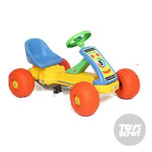 40a4d7faa Karting para niños Vegui - Rodados a pedal - Toys Depot Jugueteria