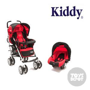 93471210a COCHECITO KIDDY Caddy - Coche Travel System - Toys Depot Jugueteria