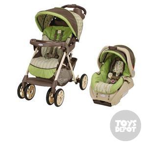 3d5a1f8e2 GRACO -Coche Para Bebé Travel System Alano Nobel Graco - Toys depot  Jugueteria virtual Nuevo!